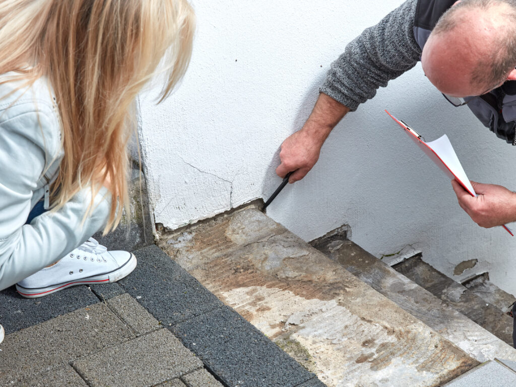 Leak detection and survey reports