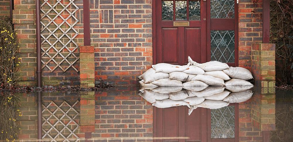 Flood Damaged Domestic Property